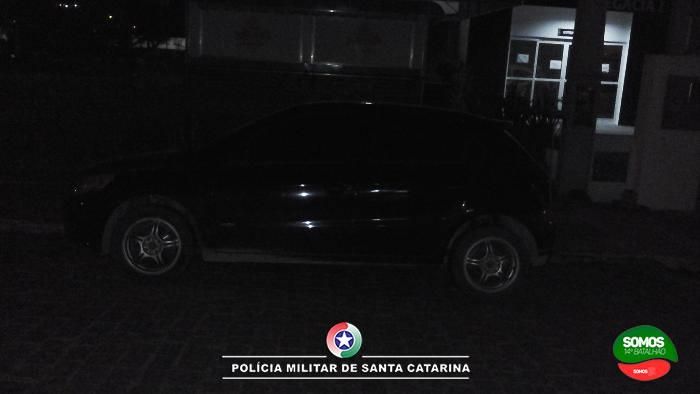 Motorista embriagado é detido em Guaramirim