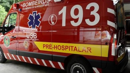 Jovem morre em acidente na BR-280 em Guaramirim