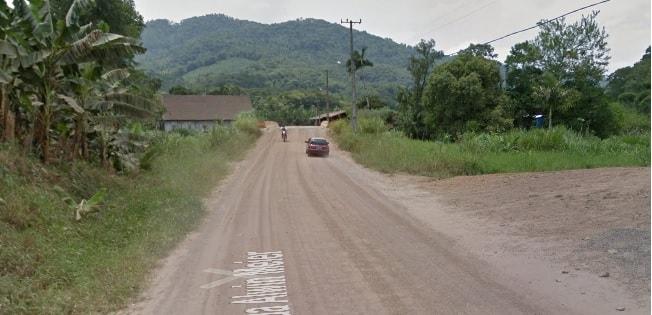 Motociclista bate de frente com carro em Jaraguá do Sul