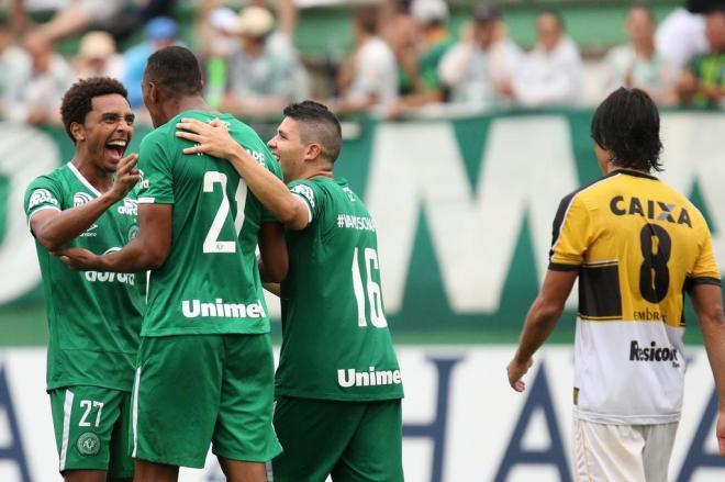 De volta a torneio internacional, Chapecoense faz jogo de estreantes na Venezuela