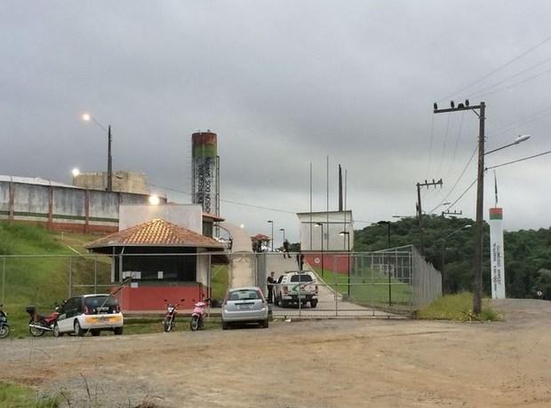 Nove presos fogem do Presídio Regional de Joinville