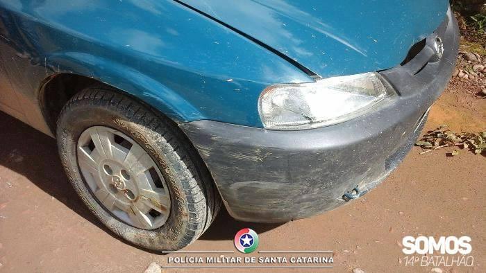 Mulher é atropelada em Guaramirim