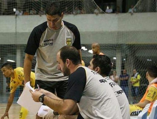 A Defesa é destaque no Jaraguá Futsal