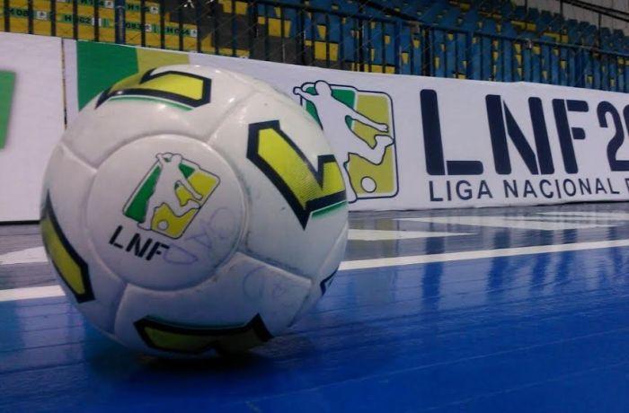 Estreia do Jaraguá Futsal na Liga Nacional será no Rio Grande do Sul
