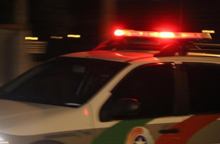Polícia encontra entorpecentes durante abordagem em blitz em Corupá
