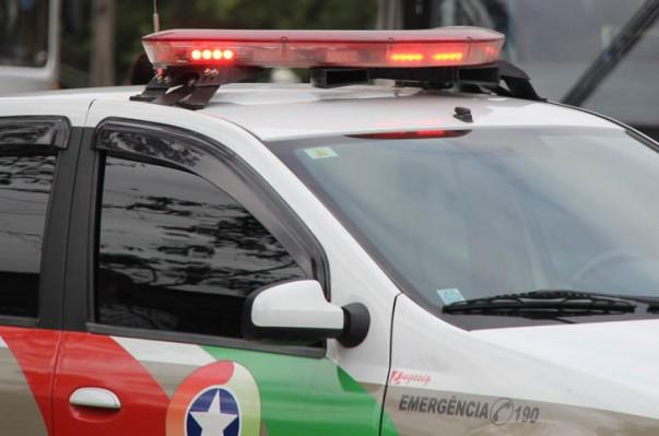 Homem de 23 anos comete furto na casa de parentes em Jaraguá do Sul