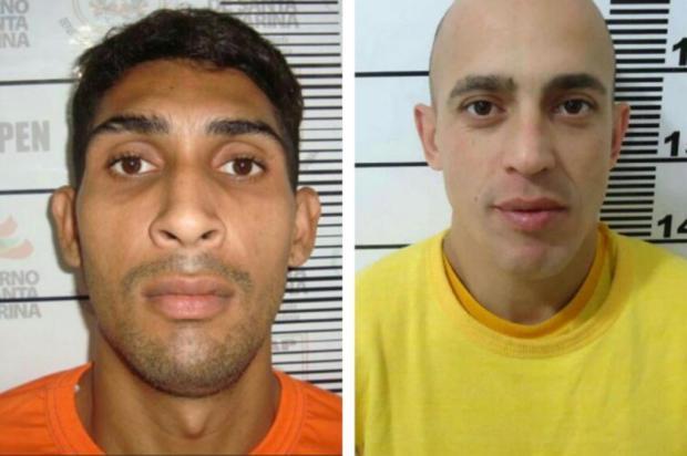 Dois detentos fogem do Presídio Regional de Joinville