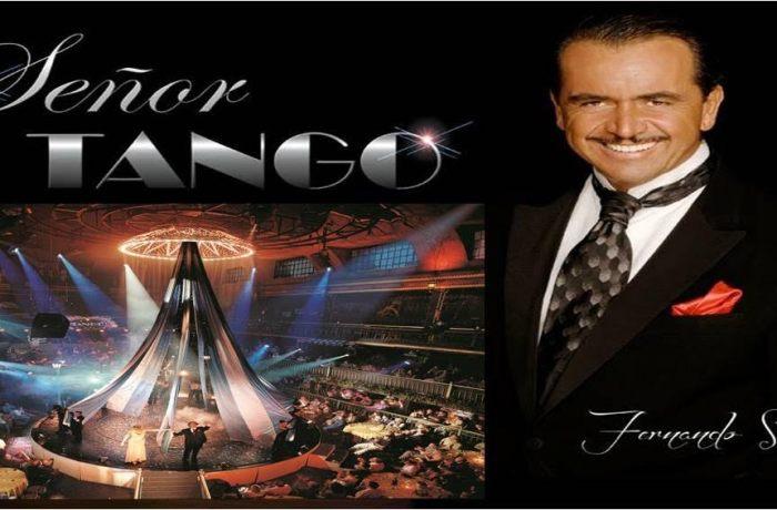 Señor Tango, de Fernando Soler, apresenta, em Jaraguá do Sul, o show de tango mais aclamado do mundo