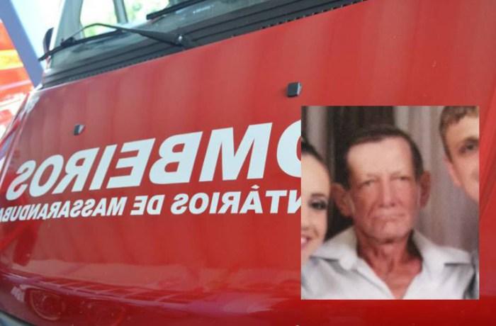 Morre homem que sofreu acidente em Massaranduba