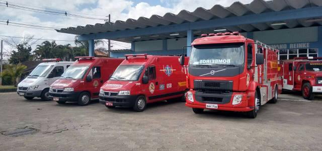 Bombeiros Voluntários de Massaranduba convivem com trotes há cerca de dois anos e Polícia Civil não consegue identificar autor