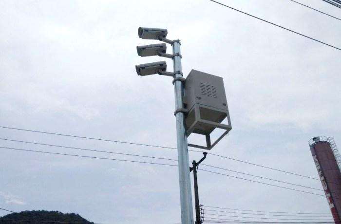 TCE aponta irregularidades em radares em Jaraguá do Sul