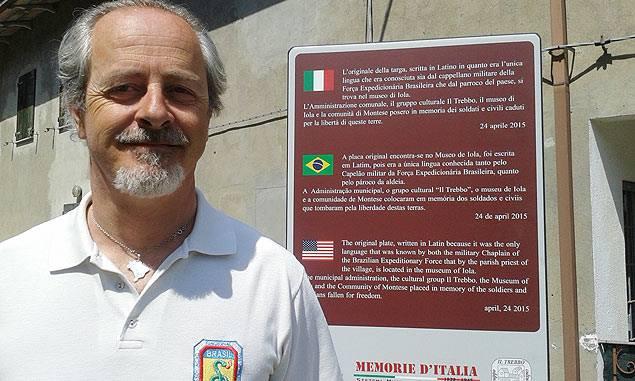 Mario Pereira, 58 anos l Foto Redes Sociais