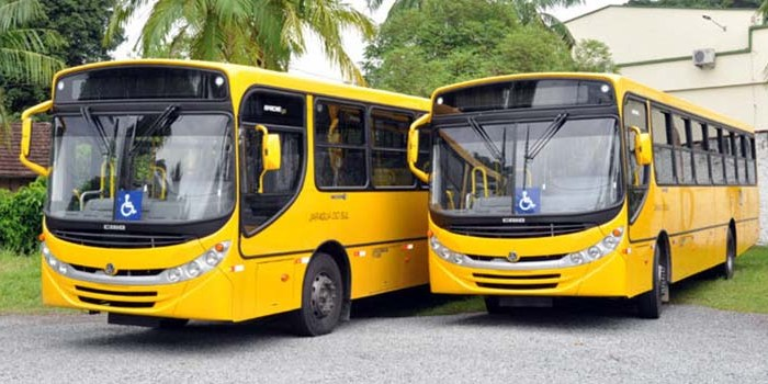 Canarinho suspende transporte coletivo neste fim de semana
