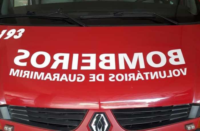 Pedestre morre após ser atingido por caminhão em Guaramirim