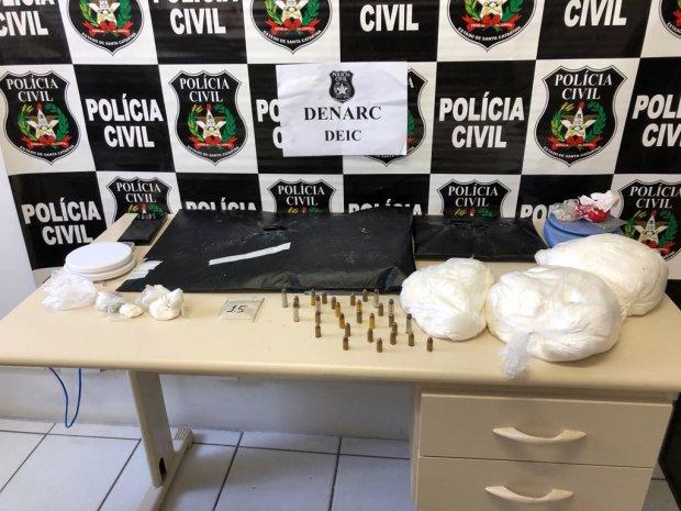 Fotos: Divulgação/Polícia Civil