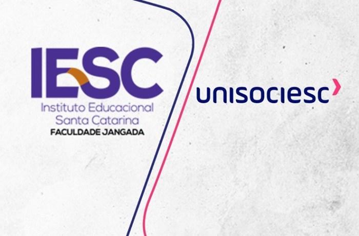 Faculdade Jangada, em Jaraguá do Sul, passa a fazer parte da UniSociesc