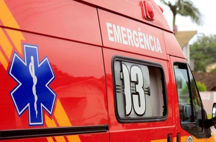 Homem sofre grave acidente de trabalho no bairro Nova Brasília