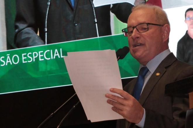 Morre presidente da Alesc, deputado Aldo Schneider, neste domingo