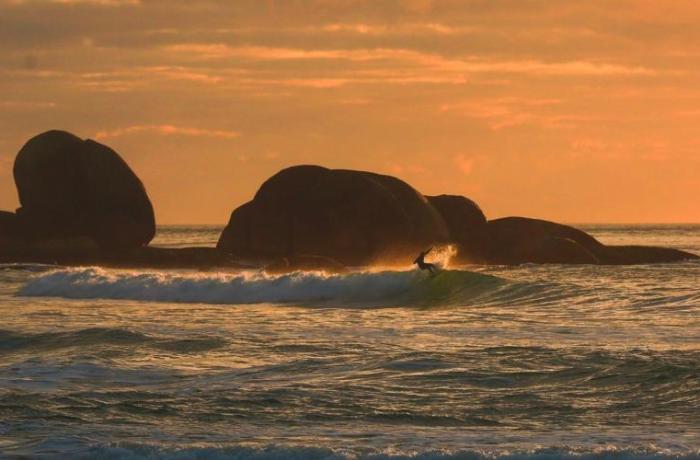 Frio começa a perder força em Santa Catarina