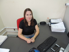 Secretaria de Saúde de Corupá tem nova gestora