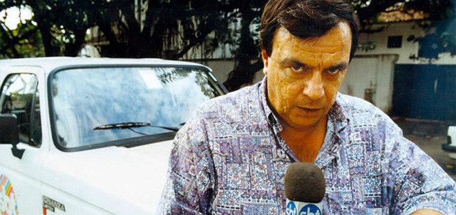 Gil Gomes, ex-repórter policial, morre aos 78 anos em São Paulo