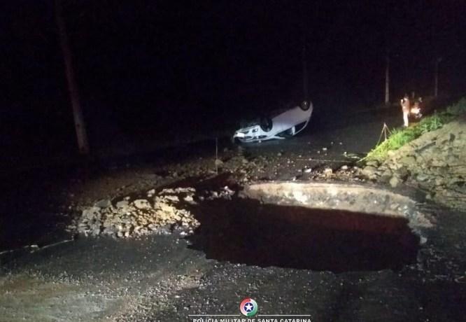 14 acidentes em 12 horas em Jaraguá do Sul