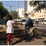 Gafisa Vendas - Abordagem acessos metro Saens Pena
