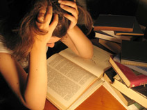 Final exam stress affects us all