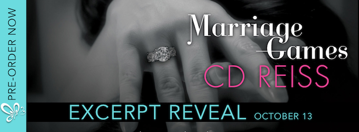 Excerpt ♥ Marriage Games by CD Reiss