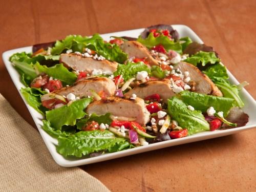 Medium Of Grilled Chicken Salad Recipes