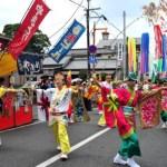 2015年 茂原七夕まつり もばら阿波踊りとよさこい情報