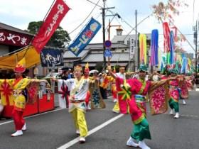 出典:茂原・「ちばYOSAKOI」夏の陣/千葉県公式観光情報サイト-まるごとe! ちば-