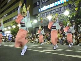 2015年 南越谷の阿波踊り 日程と屋台情報