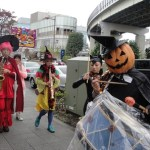 2015年 二子玉川の『TAMAGAWA ハロウィンフェスティバル』 パレード情報
