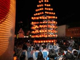 出典:二本松観光協会/二本松の提灯祭り