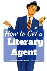 How to Get a Literary Agent-pinterest