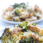 Creamy Chicken and Broccoli Casserole from Real Food by Dad