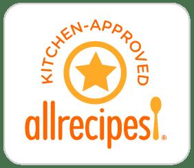 AllRecipes Badge