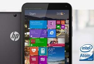 HP Stream Tablet