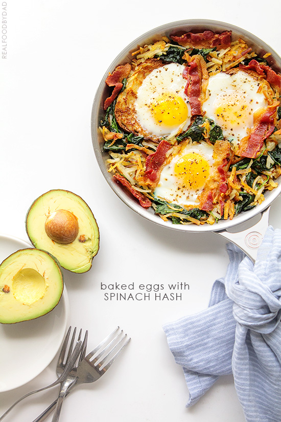Power Breakfast Skillet with Real Food By Dad