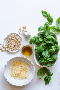 How to make pesto with Real Food by Dad