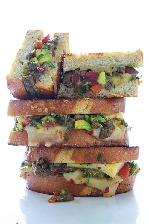 Carne Asada Melt | Real Food by Dad