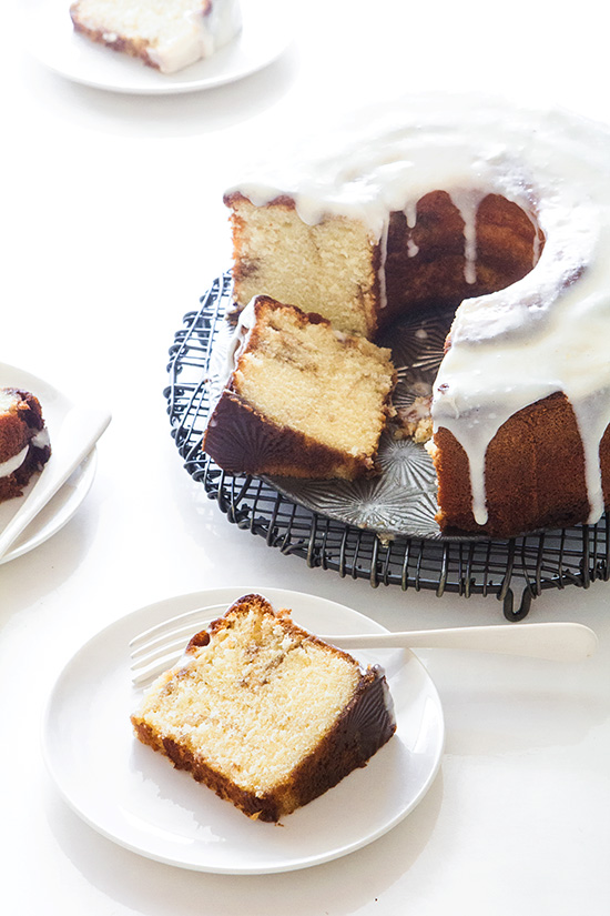 Cinnamon Roll Bundt Cake | Real Food by Dad