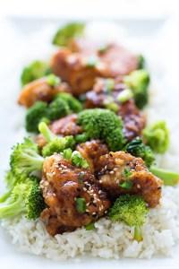 Teriyaki Chicken and Broccoli - Real Food by Dad