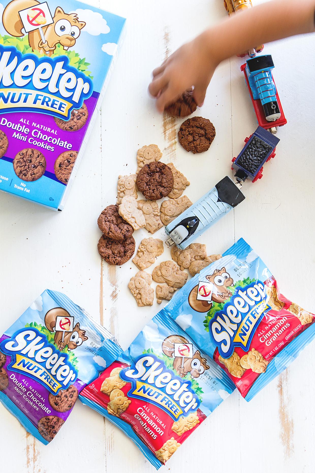 Skeeter Nut Free Snacks | Real Food by Dad