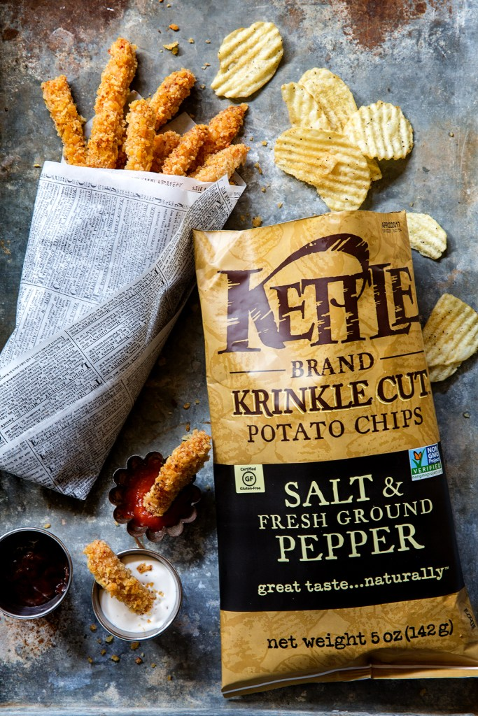 Chicken Fries via Real Food by Dad