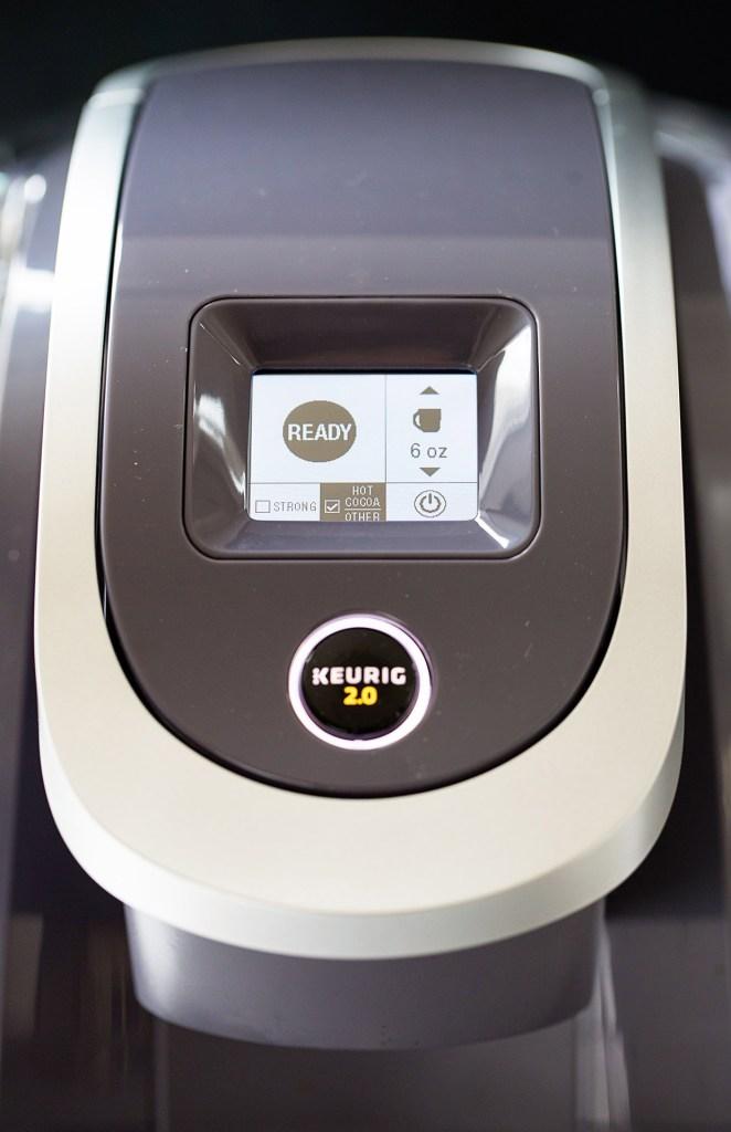 Keurig K250 Coffee Maker | Hot Chocolate Brew | Real Food by Dad