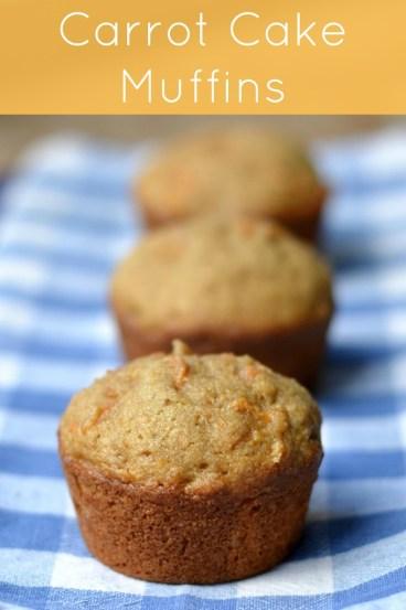 carrot cake muffins rfrd