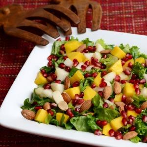Mango Pear Salad