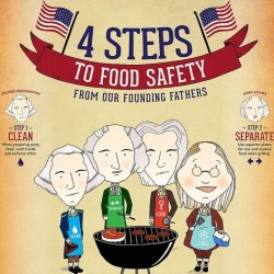 food safety tips sq
